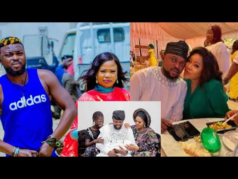 Please Dont Destroy A Happy Home, Nigerians React As Toyin Abraham Husband Feature With Seyi Edun...