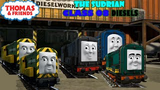 The Sudrian Class 08 Diesels | Custom DVD full download video download mp3 download music download