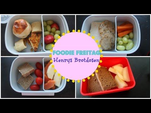 Foodie Freitag | Henrys Brotdosen Diary | KugelBunt