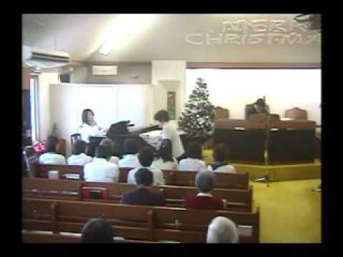 2015年12月19日「クリスマス音楽礼拝」朴昌牧師