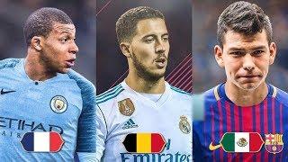 Video 7 jugadores revelación del mundial que cambiarán de equipo después de Rusia2018 MP3, 3GP, MP4, WEBM, AVI, FLV Juli 2018