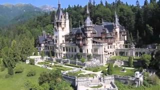 O majestoso Castelo de Peles - Roménia