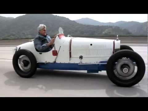 1928 Bugatti Type 37A – Jay Leno's Garage