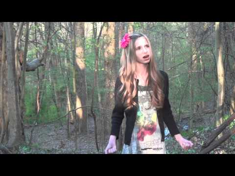 Lift Me Up - Christina Aguilera - Cover by 12 Yr Old Madi :)
