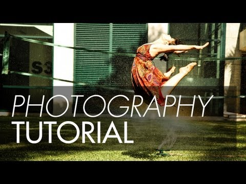 Photography Tutorial for Beginners: Aperture, Shutter Speed, ISO (DSLR Tutorial)