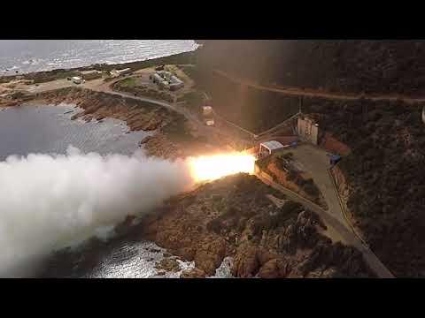 Zefiro 40 Engine Bench Test © AvioGroup