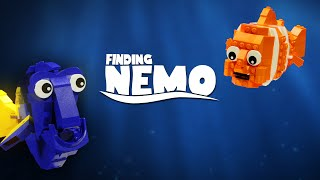 Disney and Pixar's Finding Nemo and Finding Dory come to life with LEGO bricks in this delightful, animated, short film.Want to see Nemo and Dory become a LEGO set-  support our LEGO ideas project  https://ideas.lego.com/projects/147252You can find us on: Twitter https://twitter.com/Digital_WizardsFacebook www.facebook.com/DigitalWizardsTVWebsite http://digitalwizards.tvKevin Ulrich from Brotherhood Workshop helped write- he makes amazing stop motion lego movies https://www.youtube.com/user/BrotherhoodWorkshopIf you want to learn more about stop motion animation- check out our book- Brick Flicks:  https://www.amazon.com/Brick-Flicks-Comprehensive-Making-Stop-Motion/dp/1629146498/ref=sr_1_sc_1?ie=UTF8&qid=1468783122&sr=8-1-spell&keywords=Brickflicks