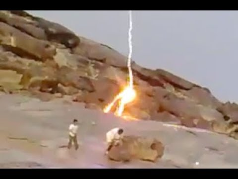 Almost Struck by Lightning Compilation