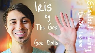 Download Lagu Iris Guitar Chords Tutorial by The Goo Goo Dolls // Standard Tuning & No Capo! Mp3