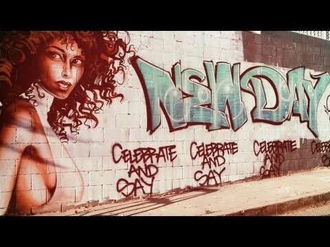 """Alicia Keys """"New Day"""" Official Lyric Video"""