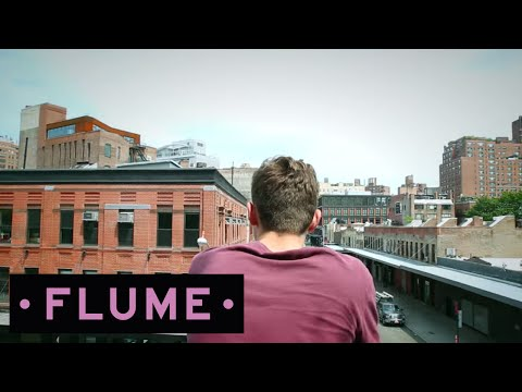 Flume - The North American Tour 2014 - Part 1: NYC