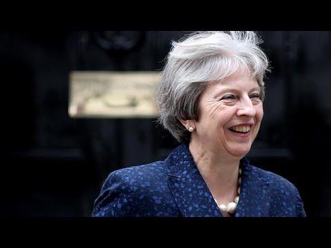 Theresa Mays Pläne für den Brexit: Weiter so