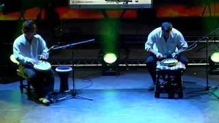 Шаманский джаз на презентации журнала REVOLUTION MUSIC