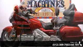 9. 2008 Honda Gold Wing Premium Audio GL1800PM8  - Dream Mac...