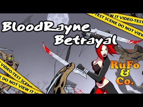 Vidéo-Test - BloodRayne: Betrayal