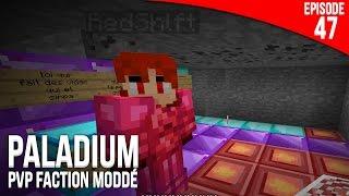 Le retour de Red ! - Episode 47 | PvP Faction Moddé - Paladium