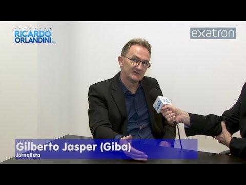 Ricardo Orlandini entrevista o jornalista Gilberto Jasper, com participação especial do coach neurofinanceiro Rodrigo Miranda.