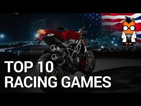 Community Magazine – Top 10 Racing Games for Smartphones and Tablets