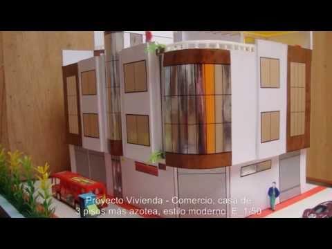 Modelos casas piso imedio videos videos relacionados for Casa moderna 6 00 m x 9 00 m 2 pisos interior