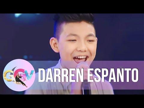 enough - Darren Espanto belts out