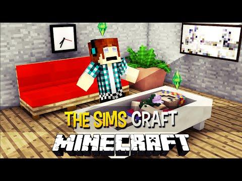 craft - Mais The Sims Craft Aqui:http://bit.ly/1rNPtCS ✖Twitter: https://twitter.com/AuthenticGames ✖Facebook: http://www.facebook.com/AuthenticGames ✖Instagram: htt...