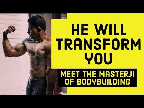 He will transform you the desi Way The masterji of fitness