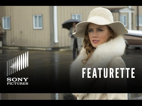 American Hustle Featurette 'The Costumes'
