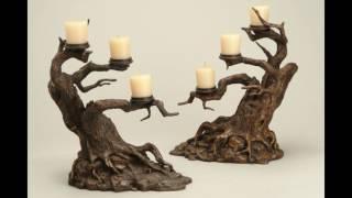 """Очень мне нравится тема """" из корней"""". Сегодня хочу показать вам как необычно и красиво смотрятся светильники из коряг своими руками. Из корней дерева можно сделать просто сказочные светильники. Посмотрите и сами убедитесь в этом."""