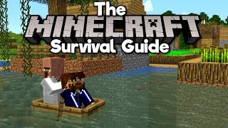 How To Transport Villagers! • The Minecraft Survival Guide (Tutorial Lets Play) [Part 32]