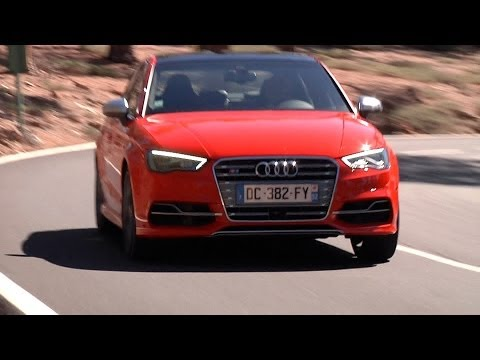 2015 Audi S3 Sedan ► official YouCar road test