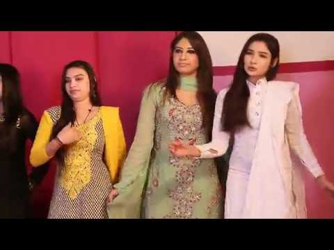 Video MAZHAR RAHI SONG WITH FEMALES ARTISTS download in MP3, 3GP, MP4, WEBM, AVI, FLV January 2017