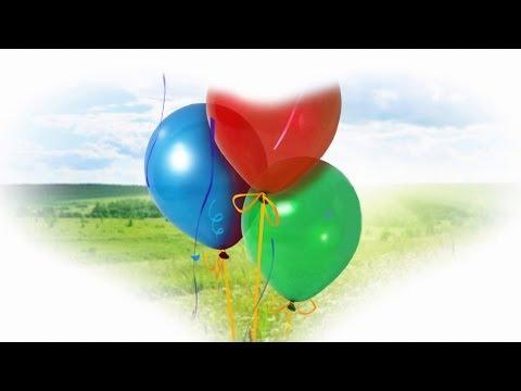 Как сделать слайд шоу ко дню рождения