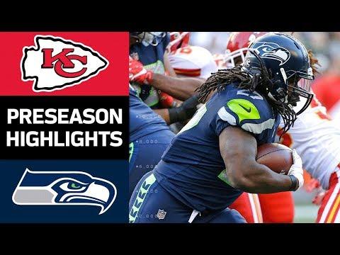 Chiefs vs. Seahawks | NFL Preseason Week 3 Game Highlights - Thời lượng: 8:41.