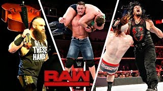 Nonton Wwe Raw Highlights 20 February 2018   Wwe Monday Night Raw Highlights 2 20 18 Part 1 Film Subtitle Indonesia Streaming Movie Download