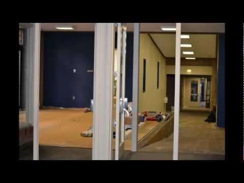 Ferris Lobby Renovation 2012