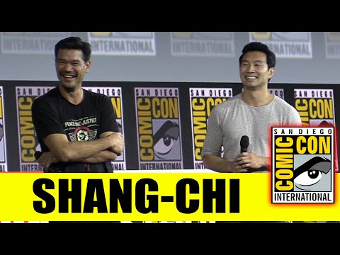 """SHANG-CHI & THE LEGEND OF THE 10 RINGS"" 