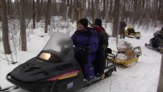 4. 1997 Ski Doo Skandic Wide Track