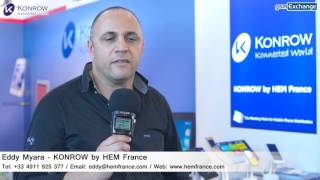 Hem France  city photos : KONROW by HEM France Interview CeBIT 2016