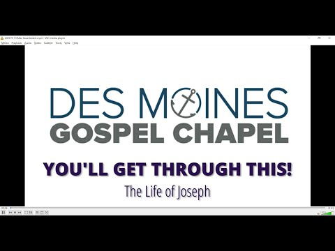 2020-9-27 - THE LIE - The Life of Joseph - Matt Kieswether