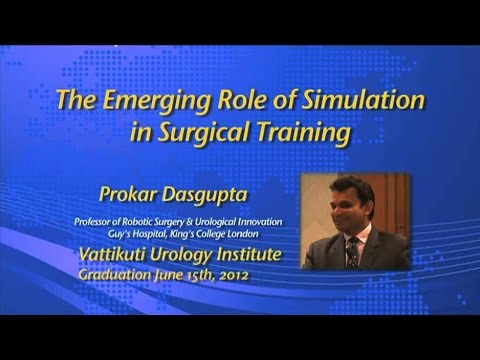 The emerging role of Simulation in Surgical Training