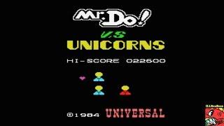 Mr. Do Vs. Unicorns (MSX Emulated) by ILLSeaBass