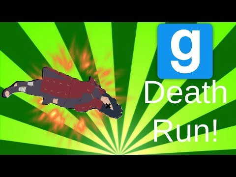 Gmod Death Run Funny Moments: Welcome To The Most Dangerous Factory! (видео)