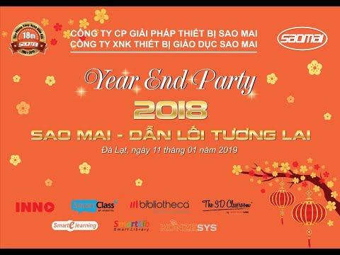 Công Ty Sao Mai - Year End Party - Đà Lạt