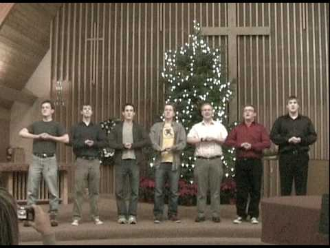 The 12 Days Of Christmas-The Eight Deadly Sins (as done by Straight No Chaser)
