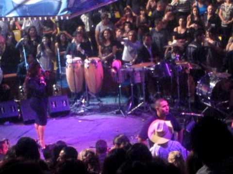 Jenny Rivera en tepa 2011