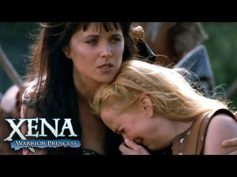 Xena Defeats Caesar and Pompey | Xena: Warrior Princess