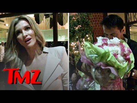 roses - Joanna Krupa won't take Brandy Glanville's claim that her vagina smells sitting down, she now has testimony from her new beau, who says her p***y smells like...
