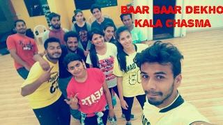 Kala Chashma  Baar Baar Dekho For Regular Classes or Choreography CALL:- 9632699877 Follow us on Facebook:- www.facebook.com/liveto2dance Please Subscribe f...