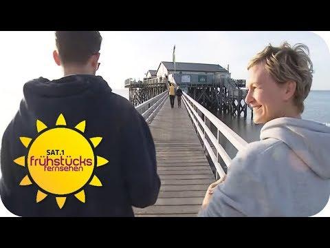 Urlaubsziel Nordseeküste - Top oder Flop? | SAT.1-Frü ...