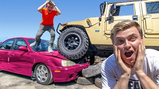 Video DESTROYING MY FRIENDS CAR AND BUYING HIM THE EXACT SAME CAR!! MP3, 3GP, MP4, WEBM, AVI, FLV September 2019